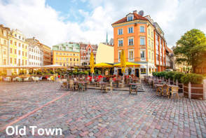Riga Sightseeing - Old Town