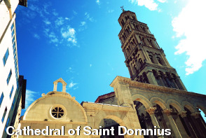 Split Sightseeing - Cathedral of Saint Domnius