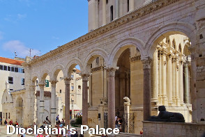 Split Sightseeing - Diocletian's Palace