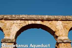 Split Sightseeing - Diocletianus Aqueduct