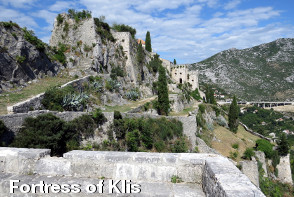 Split Sightseeing - Fortress of Klis