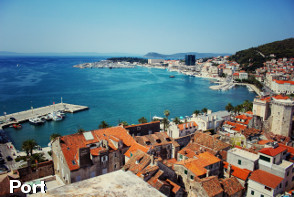Split Sightseeing - Port