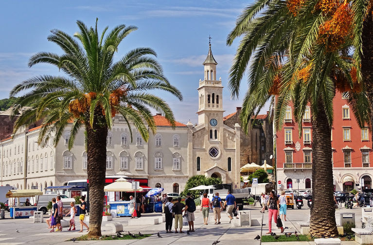 Split Apodos Travel Agency - Hop-on Hop-off Sightseeing Tour