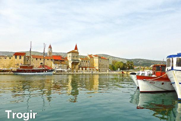 Split Sightseeing - Trogir