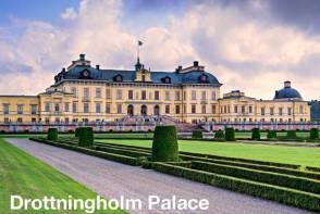 Stockholm Sightseeing - Drottningholm Palace