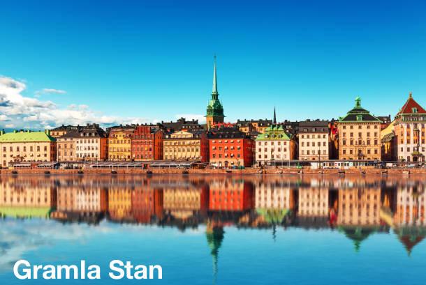 Stockholm Sightseeing - Gramla Stan