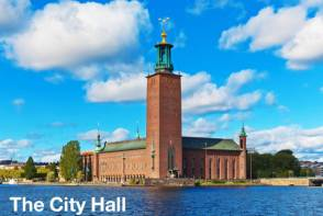 Stockholm Sightseeing - The City hall