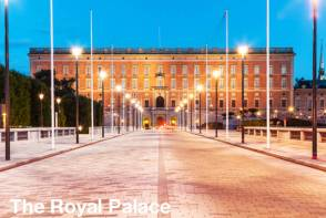 Stockholm Sightseeing - The Royal Palace