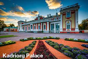 Tallinn Sightseeing - Kadriorg Palace