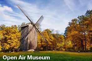 Tallinn Sightseeing - Open Air Museum