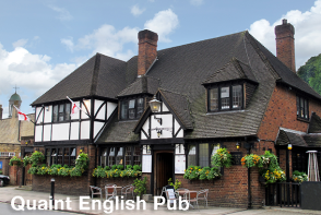 Windsor Sightseeing - English Pub