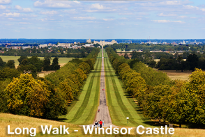 Windsor Sightseeing - The Long Walk