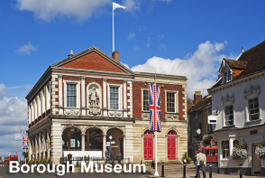 Windsor Sightseeing - Borough Museum
