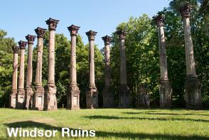 Windsor Sightseeing - Ruins