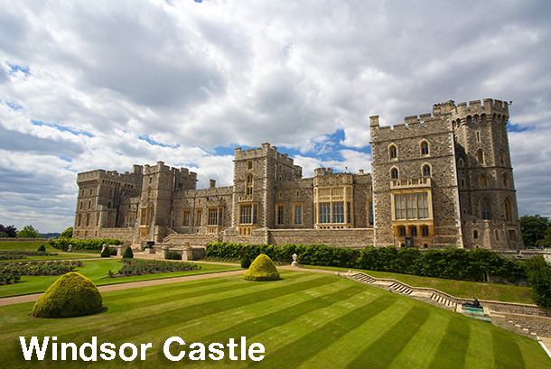 Windsor Sightseeing - Windsor Castle