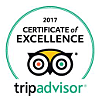 Extrapolitan - 2017 Tripadvisor Certificate of Excellence